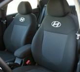 Чехлы на сиденья Hyundai Elantra XD 2003-2011 EMC