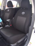 EMC Чехлы на сиденья Toyota Auris 2012- (Maxi)