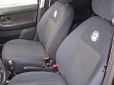 Чехлы на сиденья Skoda Octavia A7 EMC