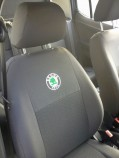 EMC Чехлы на сиденья Skoda Rapid 2012-