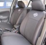 EMC Чехлы на сиденья Nissan Micra (K13) 2010-
