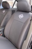 Чехлы на сиденья Nissan Primastar Van (1+1) 2006- EMC