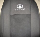 Чехлы на сиденья Great Wall Haval M2 2013- EMC