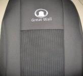 Чехлы на сиденья Great Wall Haval H3 2010-