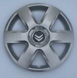 SKS (с эмблемой) Колпаки Citroen 337 R15 (Комплект 4 шт.)