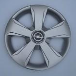 SKS (с эмблемой) Колпаки Opel 331 R15 (Комплект 4 шт.)