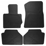 Резиновые коврики BMW X3 (F25) 10- X4 (F26) 14-