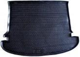 Резиновый коврик в багажник Kia Sorento 2009-2015 (7 мест) Автоформа