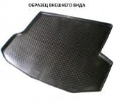 Автоформа Резиновый коврик в багажник VW Bora