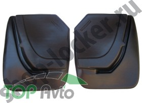 Брызговики задние MG 3 Cross hatchback 2013-