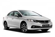 Honda Civic 4D 2012-2017