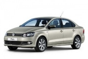 Volkswagen Polo Sedan 2010-2014-