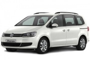 Volkswagen Sharan 2010-