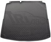 Unidec Резиновый коврик в багажник Volkswagen Jetta 2010-2014-