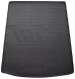 Unidec Резиновый коврик в багажник Audi A6 2011-2018 Avant (под адаптивный крепёж)