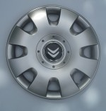 SKS (с эмблемой) Колпаки Citroen 209 R14 (Комплект 4 шт.)