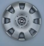 SKS (с эмблемой) Колпаки Opel 209 R14 (Комплект 4 шт.)