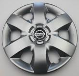 SKS (с эмблемой) Колпаки Nissan 310 R15 (Комплект 4 шт.)
