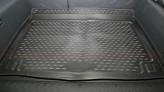 Unidec Резиновый коврик в багажник Toyota FJ Cruiser