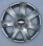 Колпаки Chevrolet 223 R14 (Комплект 4 шт.) SKS (с эмблемой)