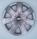 Колпаки Chevrolet 224 R14 (Комплект 4 шт.) SKS (с эмблемой)