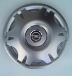 SKS (с эмблемой) Колпаки Opel 402 R16 (Комплект 4 шт.)