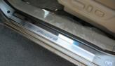 Nataniko Накладки на пороги Honda Accord Coup USA 2007-2012 (Premium)