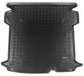 Резиновый коврик в багажник Fiat Doblo maxi 2010-2016- Rezaw-Plast
