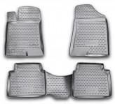 NovLine-Element Резиновые глубокие коврики Hyundai Grandeur 2005-2011