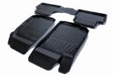 Глубокие резиновые коврики Chevrolet Aveo 2012-