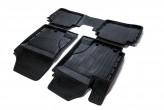 SRTK Глубокие резиновые коврики Hyundai i20 2008-2015