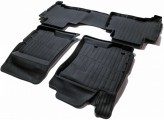 Глубокие резиновые коврики Land Cruiser 150 Lexus GX 460