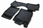 Глубокие резиновые коврики Land Cruiser Prado 120 Lexus GX 470