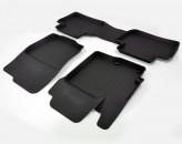 Глубокие резиновые коврики Mitsubishi Outlander XL