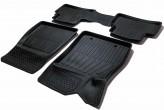 Глубокие резиновые коврики Nissan Juke 2010-2020