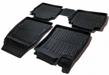 SRTK Глубокие резиновые коврики Nissan Sentra 2012-2019