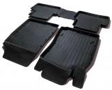 Глубокие резиновые коврики Reault Megane 3