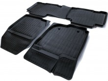 Глубокие резиновые коврики Toyota Rav4 2012-2019