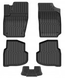 Глубокие резиновые коврики VW Polo Sedan
