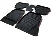 Глубокие резиновые коврики Seat Ibiza Cordoba