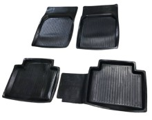 Глубокие резиновые коврики Lada 2101-2107 LUX