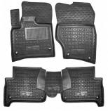 Резиновые коврики Audi Q7 2005-2015