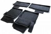 SRTK Глубокие резиновые коврики УАЗ Патриот 2005-2014