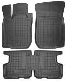 Резиновые коврики Lada Largus 2012-