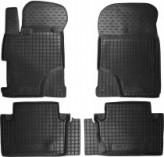 Резиновые коврики Honda Civic 4D 2012-