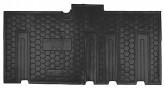 Резиновые коврики Hyundai H-1 2007- (2-ой ряд)