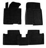 Резиновые коврики Kia Pro Cee'd 2013- (3 двери)