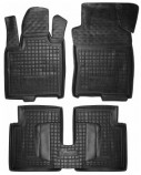 AvtoGumm Резиновые коврики Lancia Ypsilon 2011-