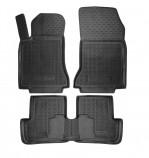 AvtoGumm Резиновые коврики MERCEDES GLA X156