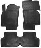 Резиновые коврики SEAT Leon 2012- (5-ти дверный)